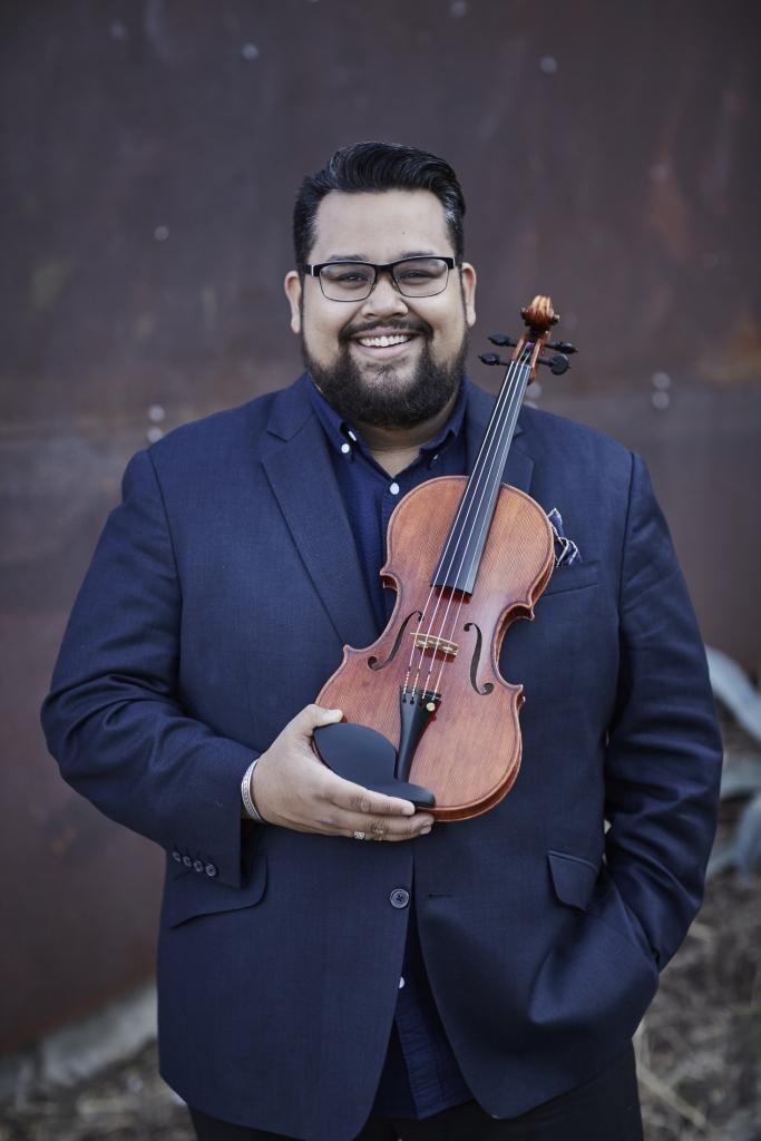 Vijay Gupta Headshot: Photo Credit Mathieu Young